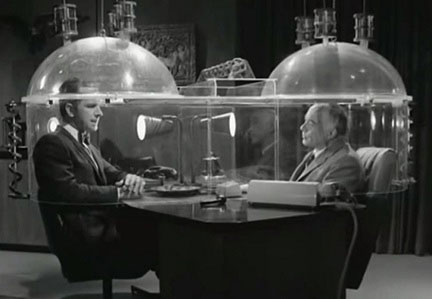Cone of Silence -Get Smart