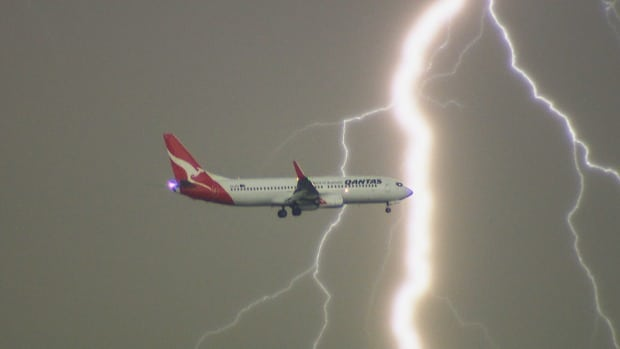 Planes and Lightning