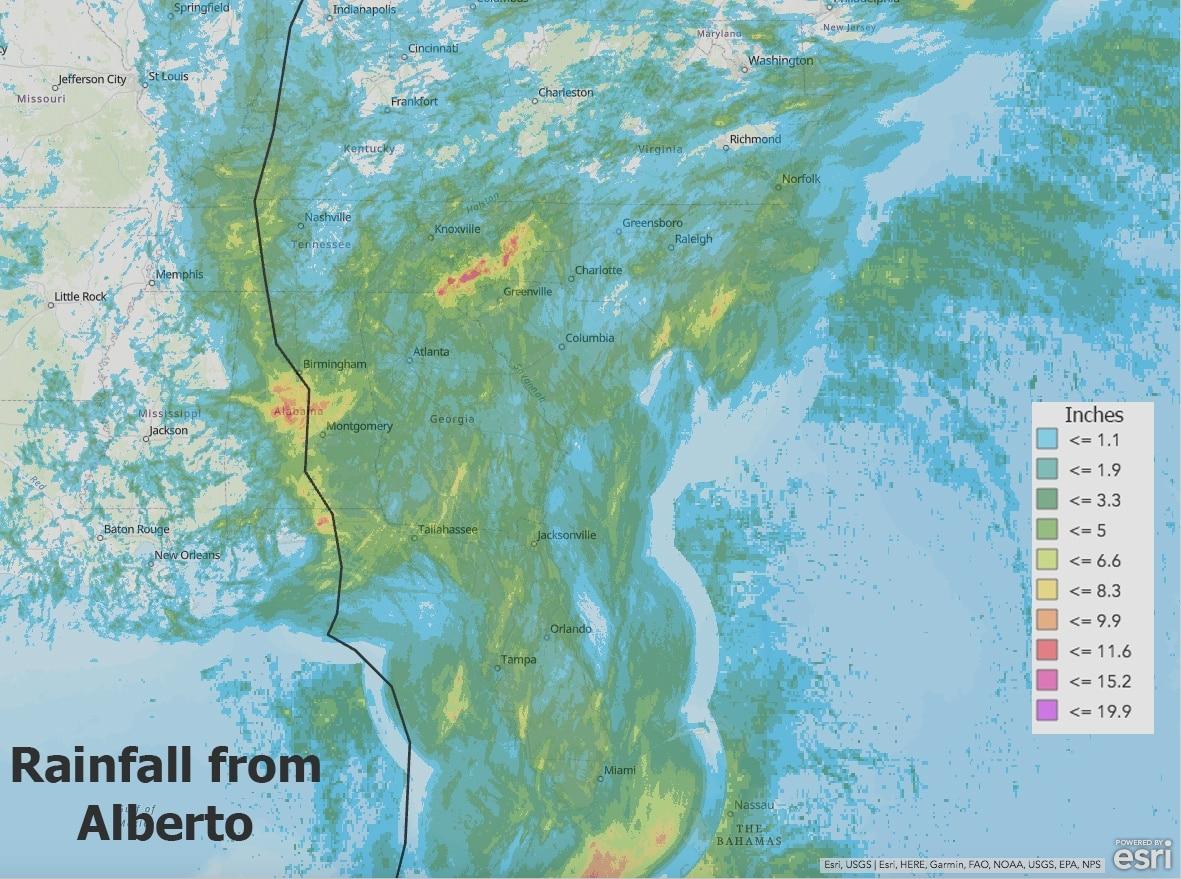 alberto gis full map