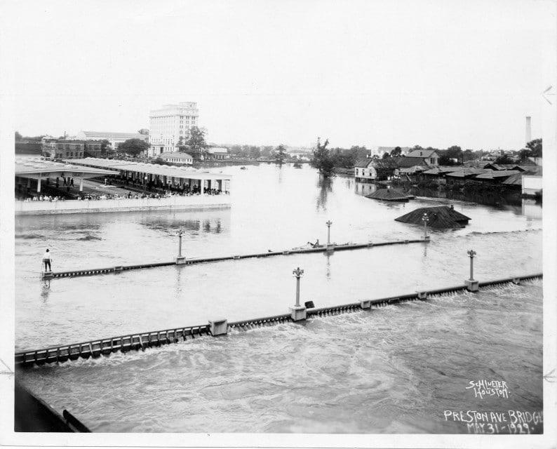 Houston flood 1929