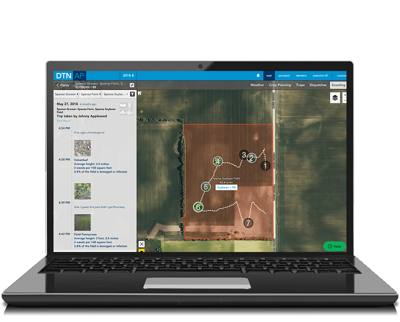 ag specialty insights on black laptop