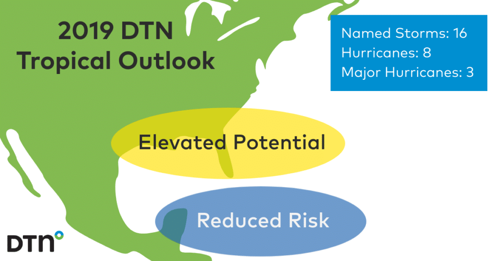 DTN 2019 Tropical Outlook