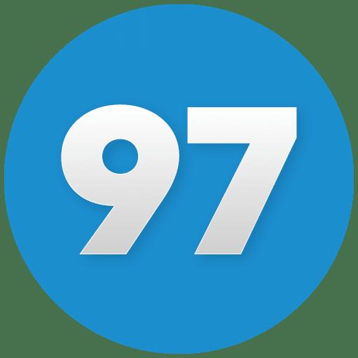 97 heat deaths a year