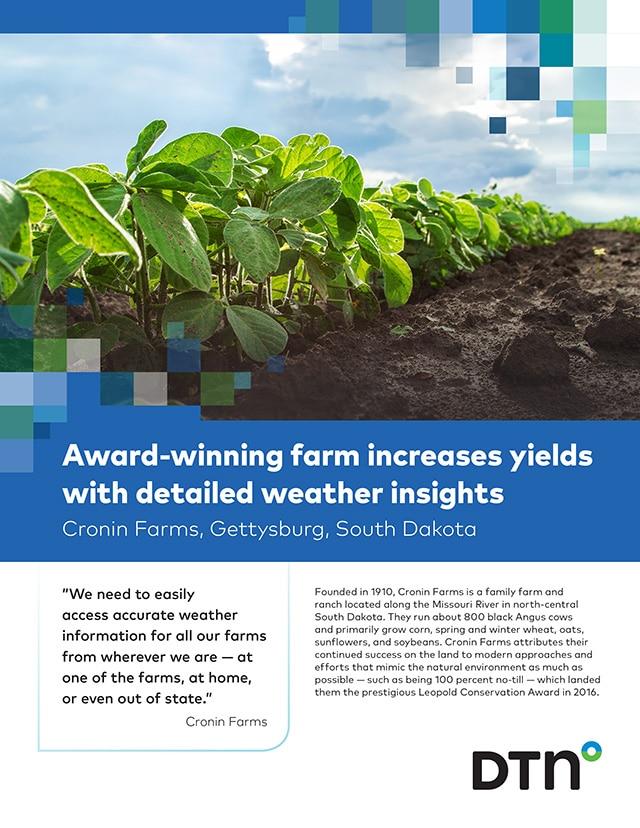 Cronin Farms Case Study