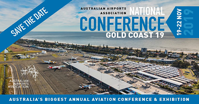 news insights australian airport association conference 2019 promo