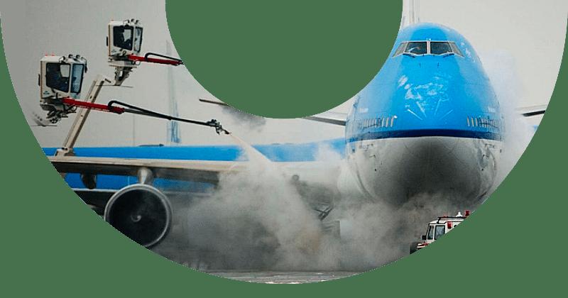 Aircraft IceGuard half circle product card