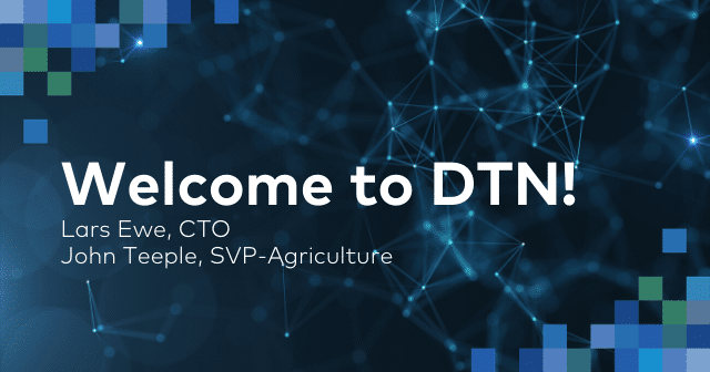 welcome-DTN