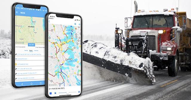 The MDSS Mobile App
