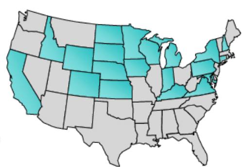 Pool Fund Study States