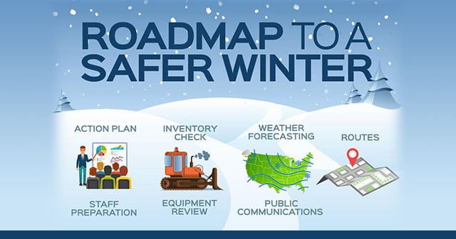 Roadmap to a safer winter