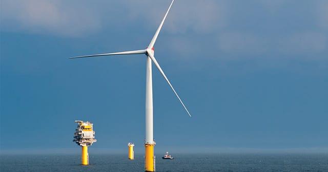 Blog Header Offshore Wind Turbine