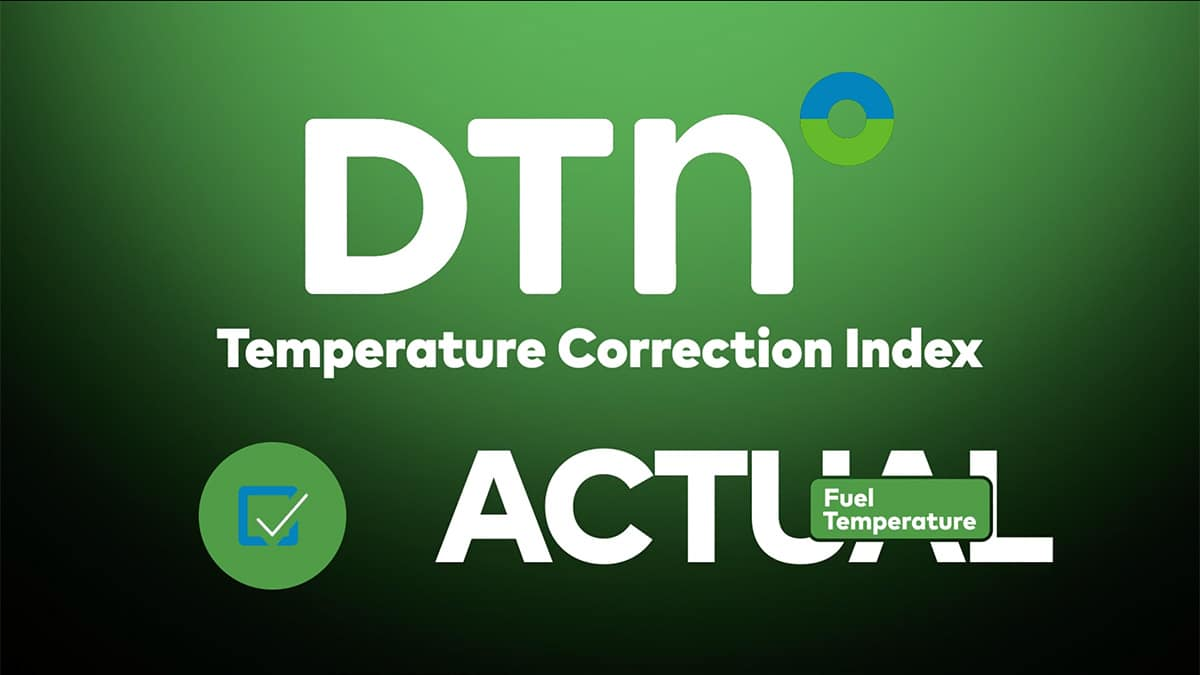 DTN Temperature Correction Index