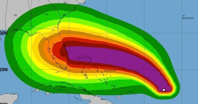 News Insights Hurricane Map