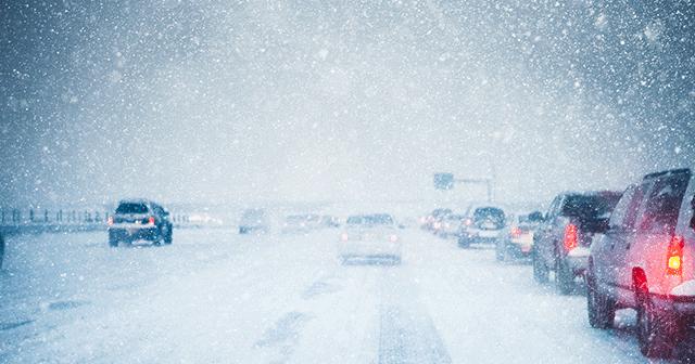 Blog Header Cars on snowy highway