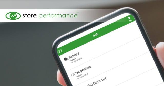 news promo store performance screeshot & logo