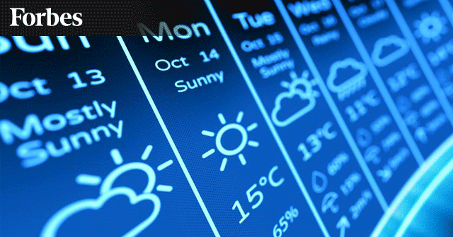 News Insights Forbes Weather Forecast