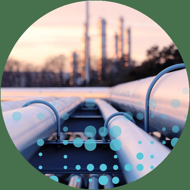 Refinery pipeline