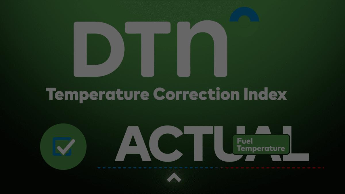 Video Temperature Correction Index