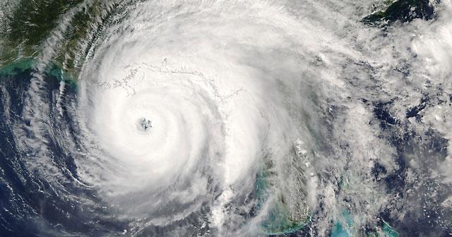 news insights satellite imagery of hurricane