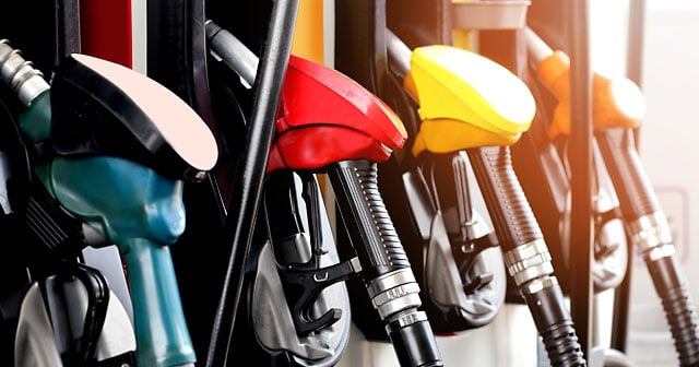 news insights colorful gas pump handles