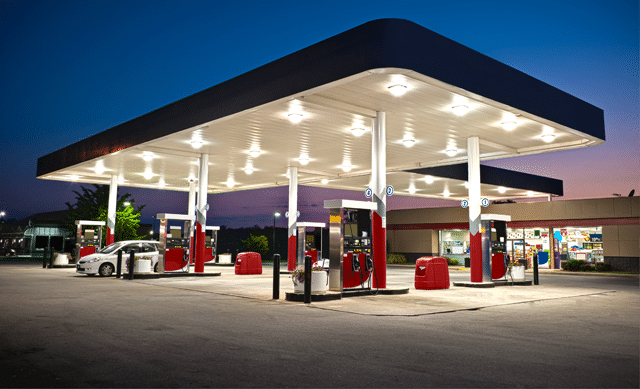 Retail Gas Station