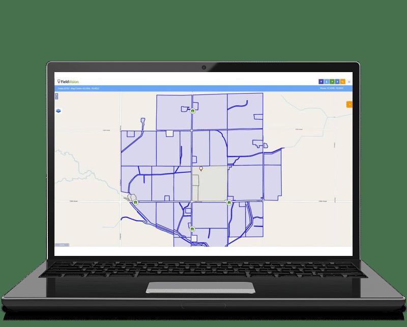 Field Vision Laptop