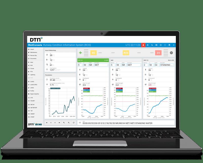 MetConsole RCIS Laptop