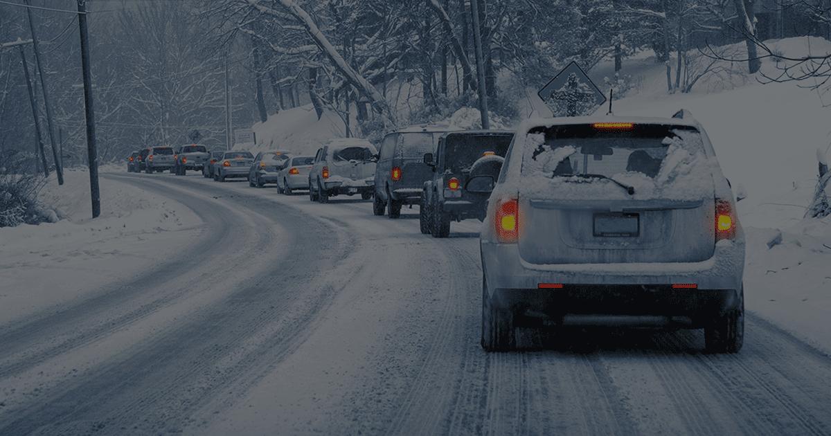 Benefits Snowy Traffic