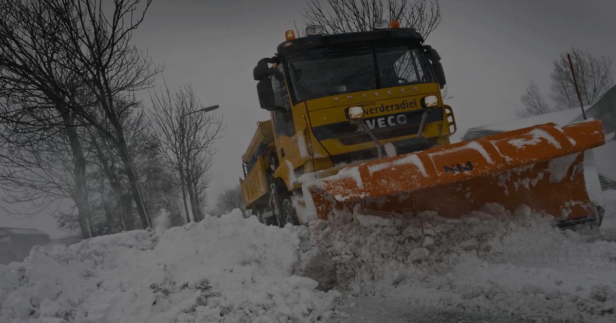 Features EU Snow Plow