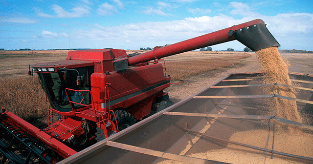 Blog Header Tractor Harvesting