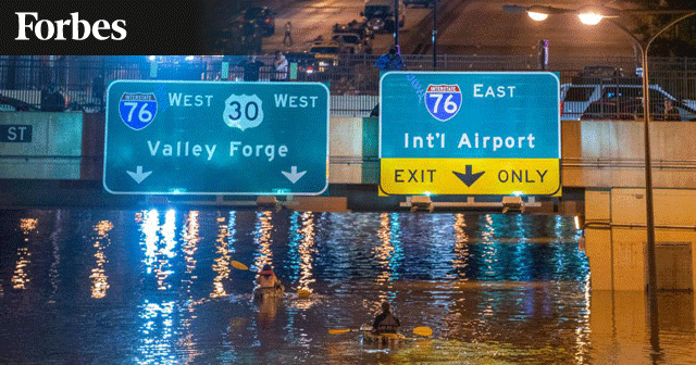 News Insights Hurricane Ida Rainfall