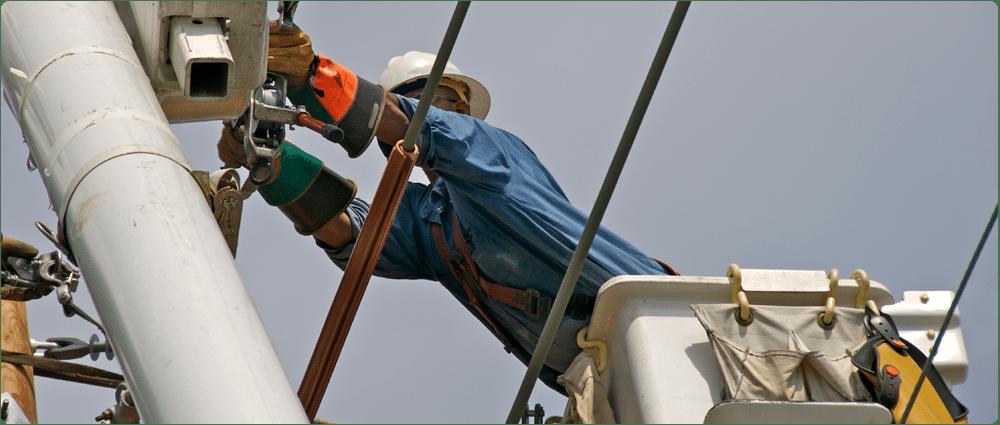 Electrical Service Repairman
