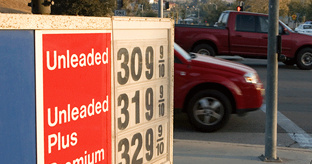Blog Header Gas Price Sign